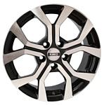 Neo Wheels 657 6.5x16/5x114.3 D66.1 ET50 BD