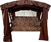 МебельСад Тор (завитушки, коричневый)