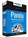 Panda Internet Security 2013 (1 ПК, 2 года) UJ24IS131