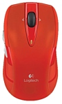 Logitech Wireless Mouse M545 Red USB