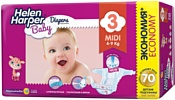 Helen Harper Baby 3 Midi (70 шт)