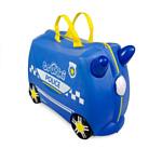 Trunki Полицеская машина Перси (синий)