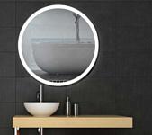 Пекам Зеркало с подсветкой Ring 80x80 (с сенсором на зеркале)