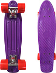 Display Penny Board Purple/red