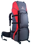 Deuter Patagonia 60+10 grey/red (fire granite)