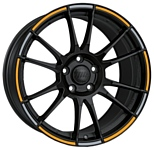 NZ Wheels SH670 6.5x16/5x114.3 D67.1 ET38 MBOGS