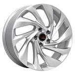 LegeArtis PG505 7x17/4x108 D65.1 ET32 Silver
