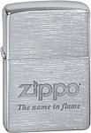 Zippo Name in flame 200