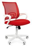 CHAIRMAN 696 white (красный)