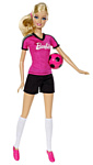 Barbie Careers Soccer Player (BFP99-BDT25)