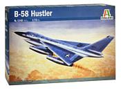 Italeri 1142 Бомбардировщик B-58 Hustler