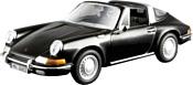 Bburago Porsche 911 1967 18-43214 (черный)