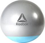 Reebok Gymball RAB-40015BL 55 см (серый/голубой)