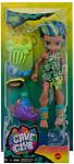 Cave Club Slate Prehistoric Fashion Doll with Dinosaur Pet GNL87