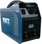 Watt MMA 210