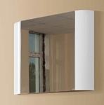 Belux Шкаф с зеркалом Рото ВШ 90 (белый, правый)