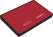Orico 2588US3-RD (красный)