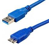 USB 3.0 тип A - micro-USB 3.0 тип B 0.5м