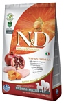 Farmina (2.5 кг) N&D Grain-Free Canine Pumpkin Chicken & Pomegranate Adult Medium & Maxi