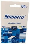 Smarto microSDXC Class 10 UHS-I U1 64GB