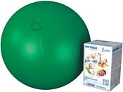 Альпина Пласт Фитбол Стандарт 55 см (зеленый)