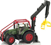 Bruder Fendt 936 Vario Forestry tractor 03042