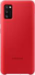 Samsung Silicone Cover для Samsung Galaxy A41 (красный)