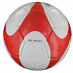 Diamond Pro Trainer Football (4 размер, белый/красный)