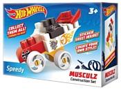 Bauer Hot Wheels 709 Musculz Speedy