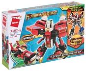 Qman Fission Robot 3102-1
