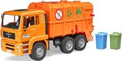 Bruder MAN TGA Garbage truck 02760