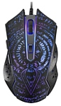 Qumo Dragon War Valhalla M35 Black USB