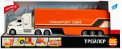 Big Motors Трейлер WY786A (оранжевый)