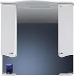 Belux Модена шкаф с зеркалом (В100Ш)