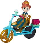 Hasbro Disney Princess Анна с велосипедом (B5188)