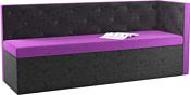 Mebelico Салвадор 59469 (фиолетовый/черный)