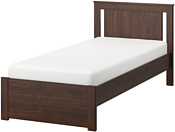 Ikea Сонгесанд 200x90 (коричневый, Лурой) 692.409.17