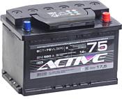 АкТех ActiveFrost 6СТ-75 VLЗ (75Ah)