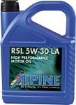 Alpine RSL 5W-30LA 5л