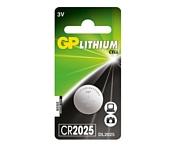 GP Lithium CR2025