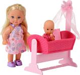 Simba Evi LOVE Doll Cradle (тип 1)