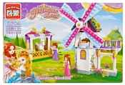 Enlighten Brick Princess Leah 2604 Мельница