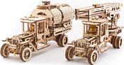 Ugears Дополнения к грузовику UGM-11