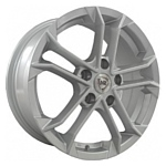 NZ Wheels SH655 6.5x16/4x100 D54.1 ET52 Silver