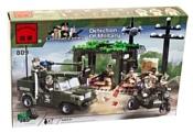 Enlighten Brick CombatZones 809 Разведгруппа