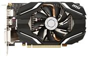 MSI GeForce GTX 1060 1544Mhz PCI-E 3.0 3072Mb 8008Mhz 192 bit DVI HDMI HDCP OC