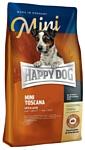 Happy Dog Supreme - Mini Toscana с уткой и лососем (1 кг)