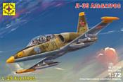 Моделист Самолет Л-39 Альбатрос 207243