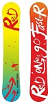 Hell Snowboards Red (14-15)