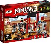 LEGO Ninjago 70591 Побег из тюрьмы Криптариум